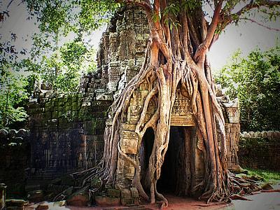 Temple landmark