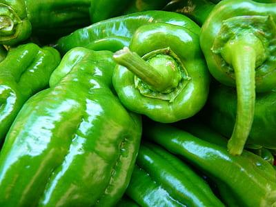 green bell pepper lot