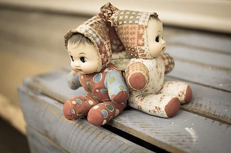 three baby doll