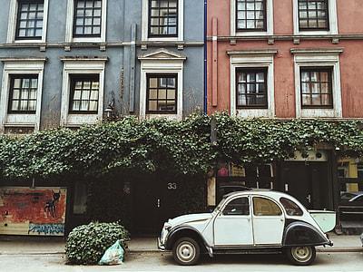 Classic Citroen Street