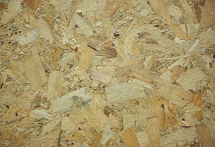 wood chip lot