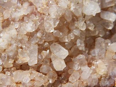 white gemstones