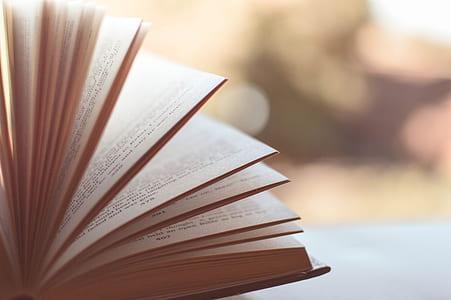 hardbound cover book