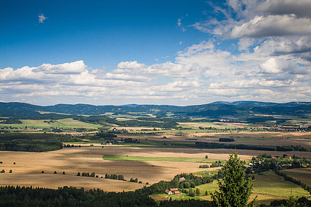 Typical Czech Panorama