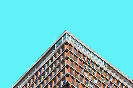 Minimal building architecture