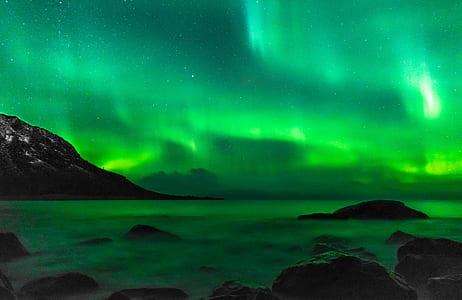 aurora boreales photograph